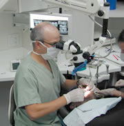 Microscope-Dentistry-Thornhill-Dentist-Dr. Terry Ciomyk